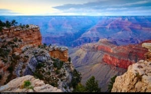 A view of the Grand Canyon (Flickr / Moyan Brenn)