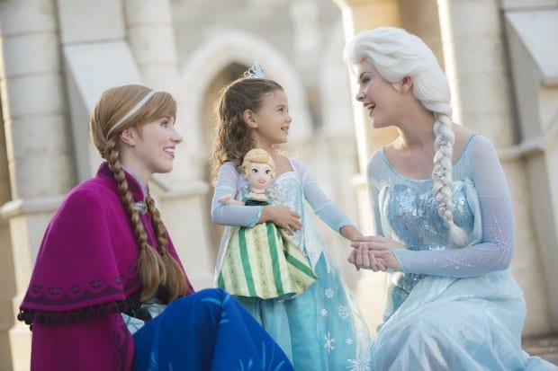 Disney Frozen Princesses