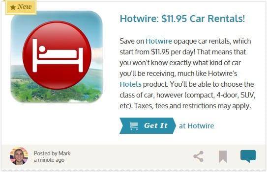 car rentals deals near me