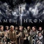 Movie Night: Game of Thrones + Lemon Cakes
