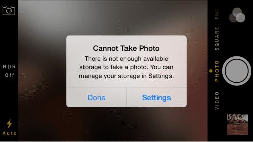 iOS-Camera-Cannot-Take-Photo-error
