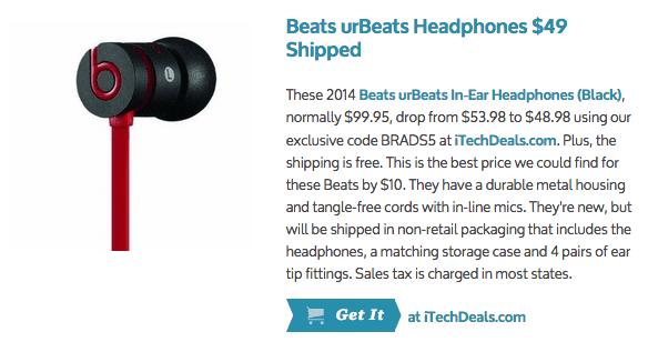 itechdeals-beats-urbeats