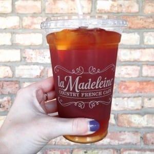 la-madeleine-free-iced-tea