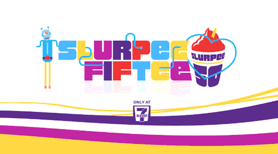 Celebrate 7-Eleven Day (and 50 Years of Slurpees) with 11 Free Slurpees!
