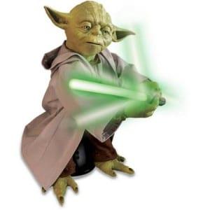 Pre-Order Star Wars Legendary Yoda at Walmart