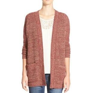 marled-knit-cardigan