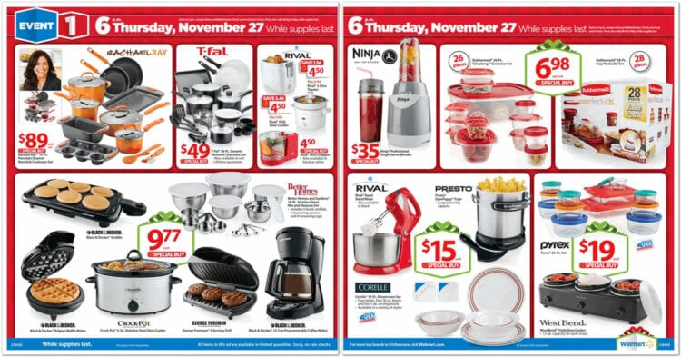 walmart kitchen items images com black friday 2015 s the best deals at walmart csmonitor