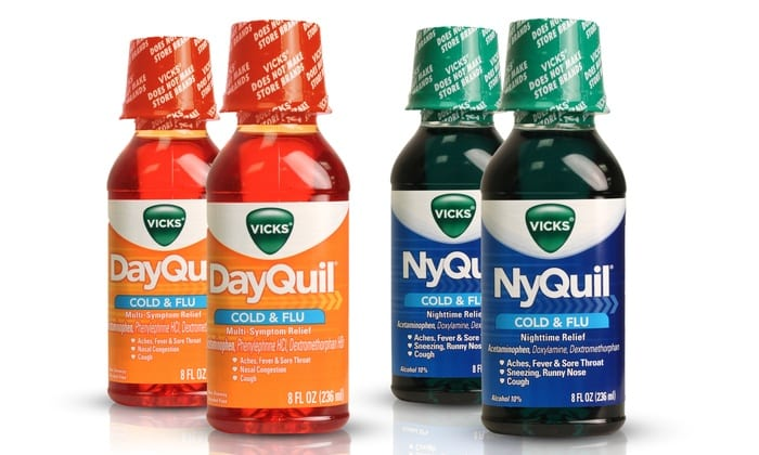 nyquil dayquil