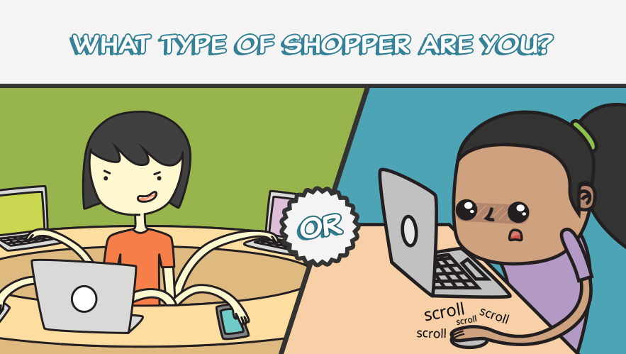 Quiz: What Kind of Shopper Are You?