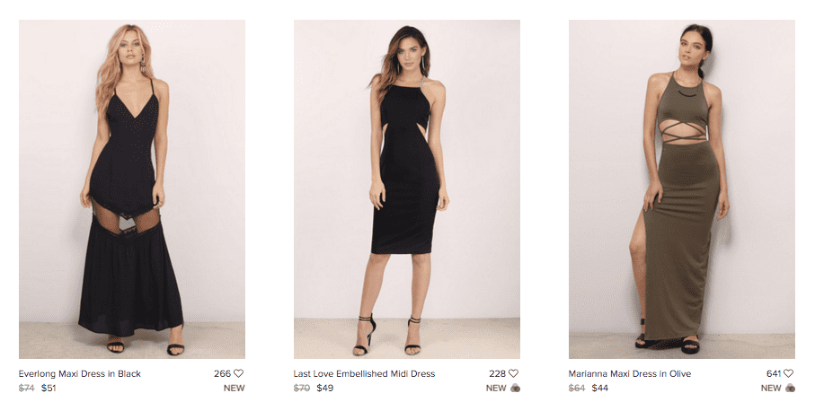 Perfect Dresses To Wear To A Wedding