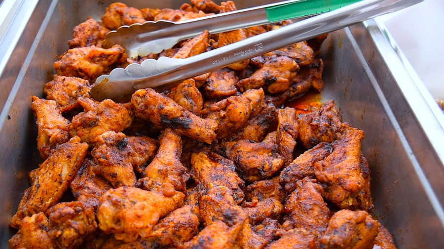 9 Finger-Licking Freebies for National Chicken Wing Day