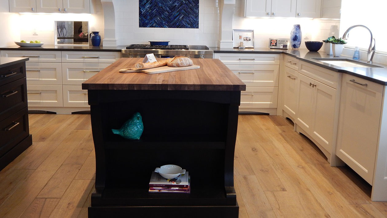Inspirational If you have the space go for something stationary like this Kitchen Island from Wayfair