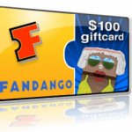 Fandango Graphic with Logo, Brad's Deals and Coupons and Discounts