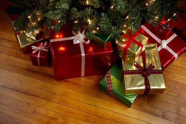 Christmas Present Giveaway