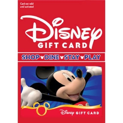 disney world gift card you can take your family to disney world for 1 here s 9270
