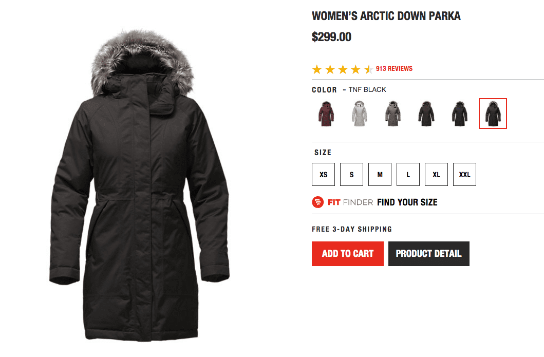 north-face-down-parka