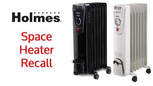 Was Your Holmes Space Heater Recalled? Here's What To Do.