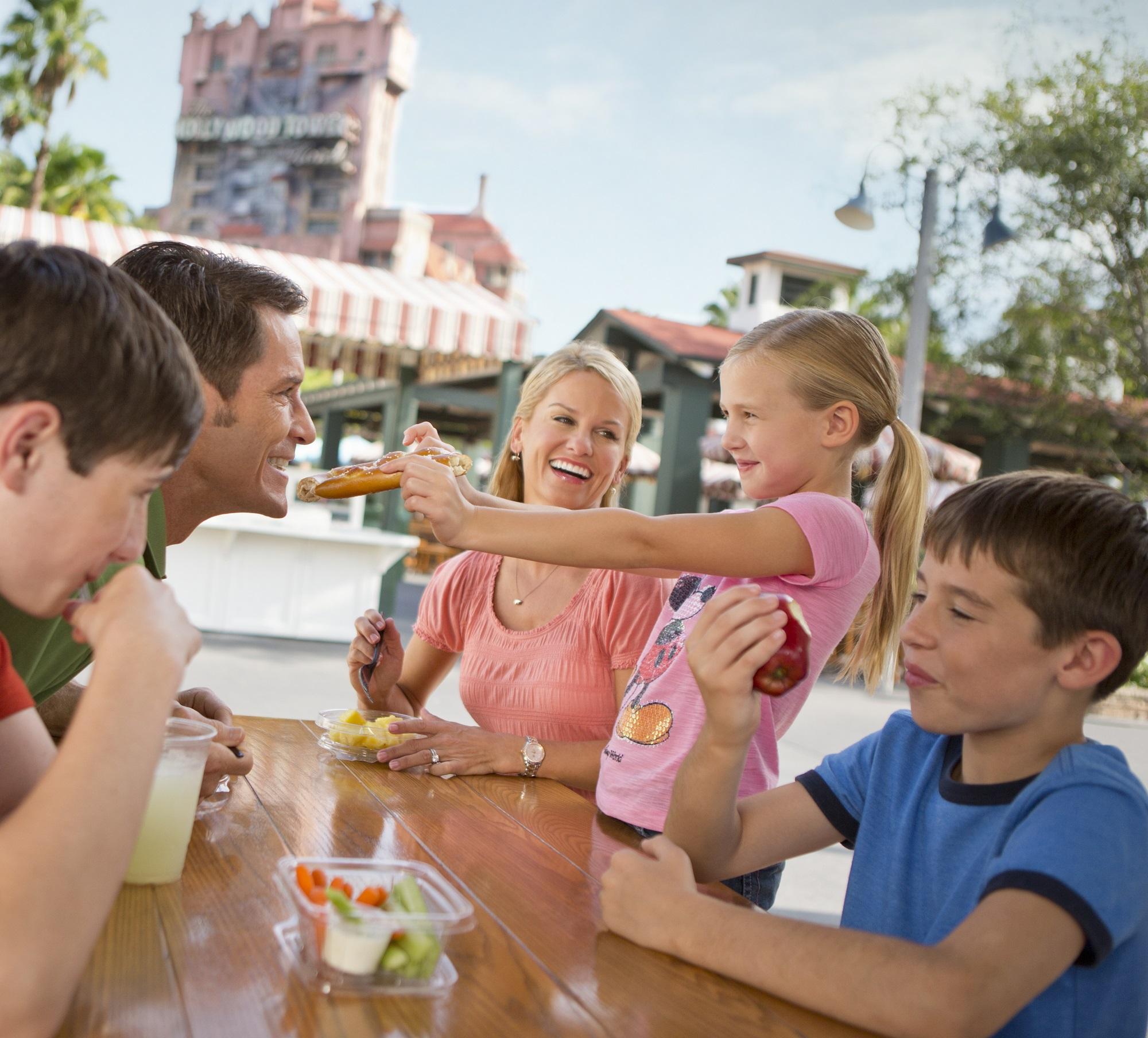 travel deals at Brads Deals, family at Disney World