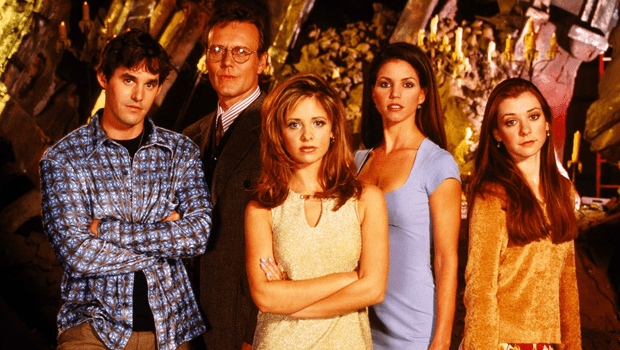 Frugal Friday Night: Binge-Watching Buffy with Bistek