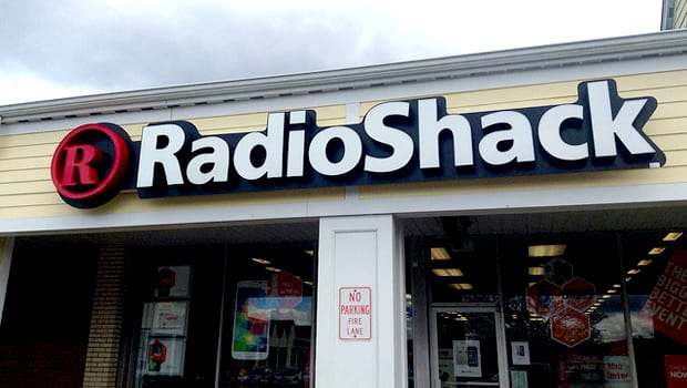 The Complete List of RadioShack Store Closures
