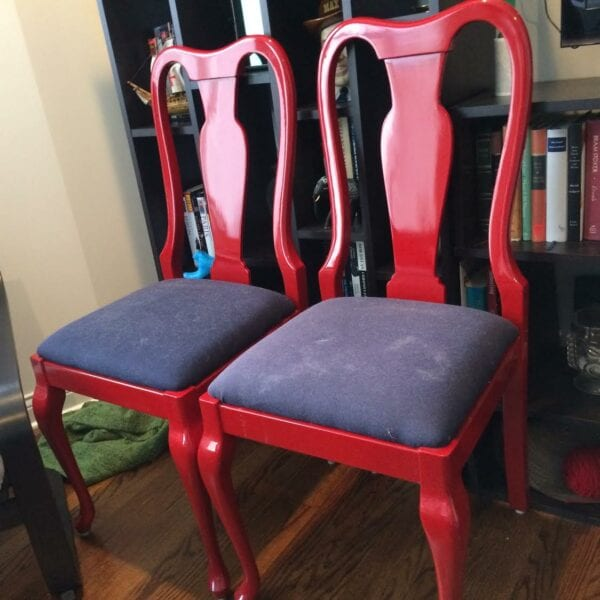 old chairs