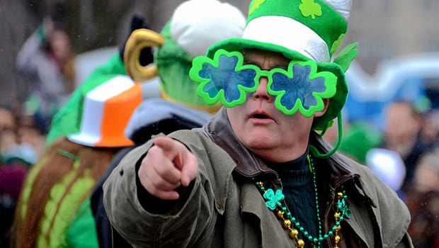 The Top Four St. Patty's Day Celebrations in America