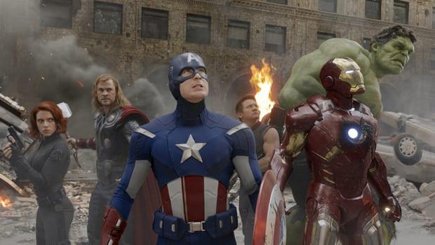 Movie Night: The Avengers + Shawarma