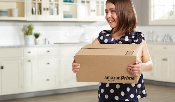 amazon prime girl smile