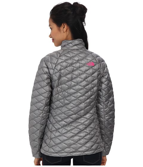 North Face ThermoBall Jacket back view