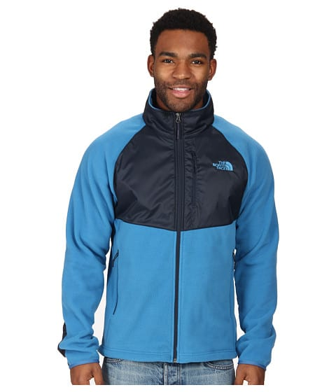 North Face McEllison Fleece front view