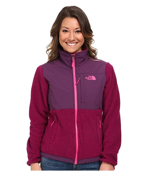 North Face Denali Fleece Jacket front view