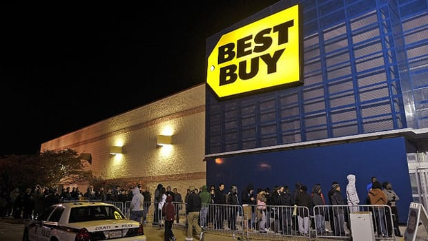 Best buy black friday line cover