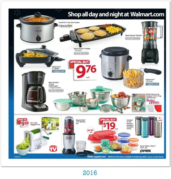 Kitchen Accessories Walmart: The Best Black Friday Deals At Walmart