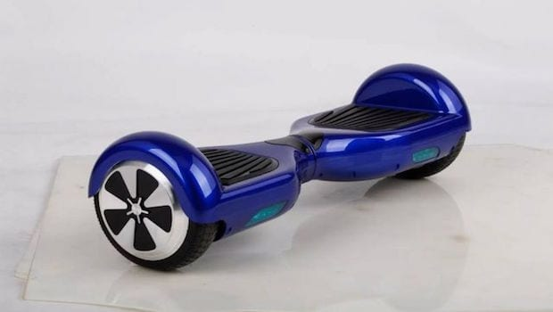 That Hoverboard You Got For Christmas Might be a Fire Hazard