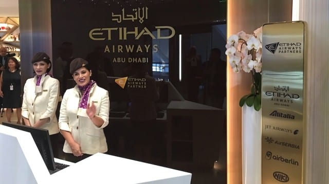 Book Etihad with your ThankYou points from the Citi Premier card