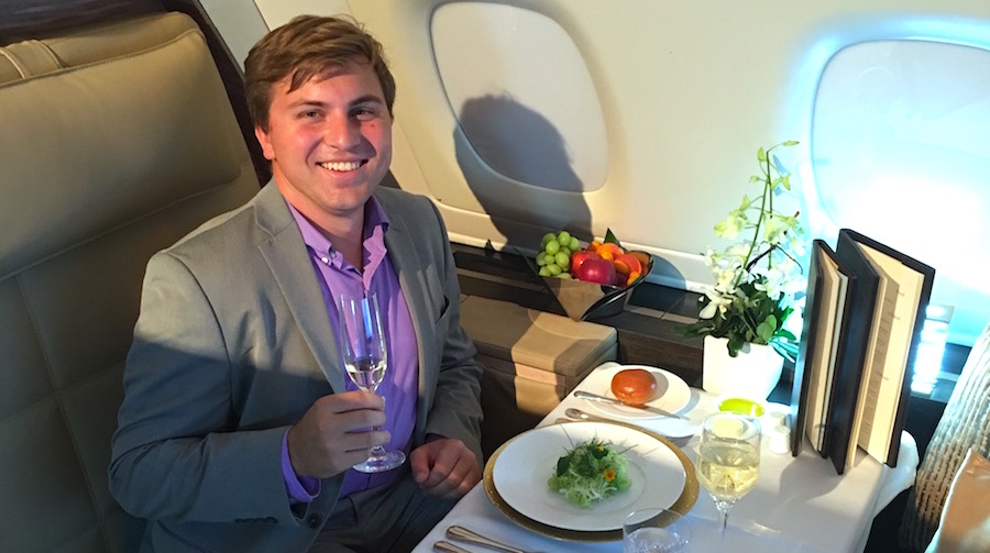 Why (and How!) to Fly Etihad Airways, the Swankiest Hotel in the Sky