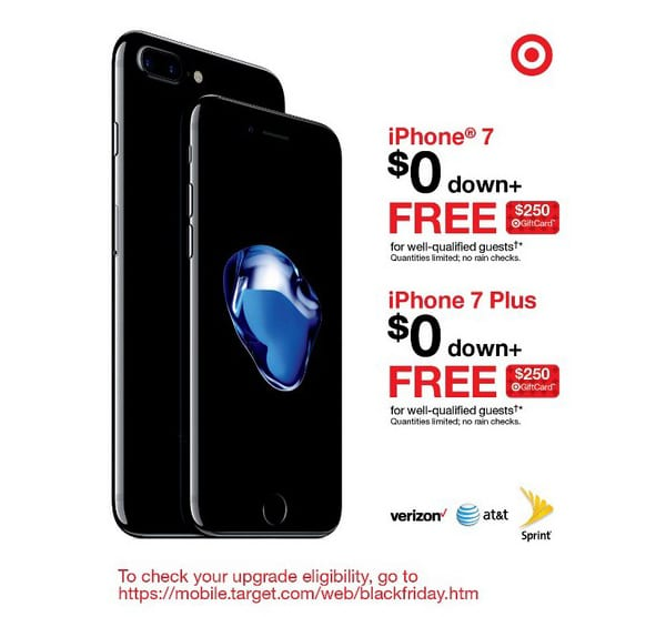 black friday iphone 7 no contract