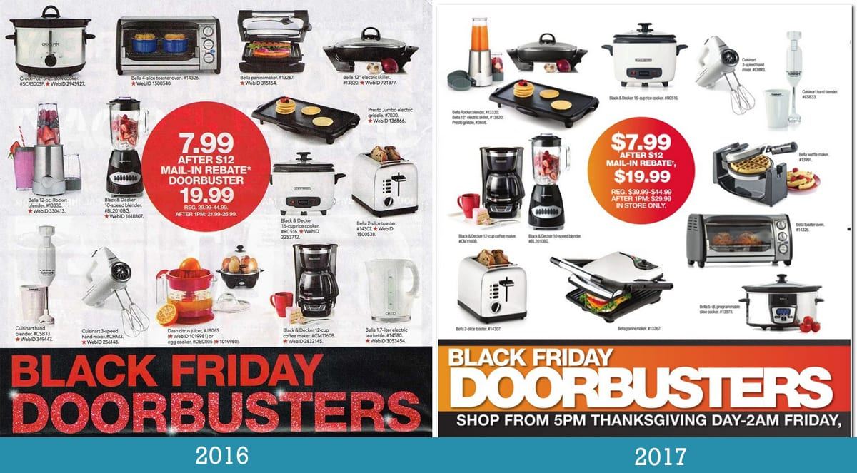 Yes You Really Are Seeing The Same Black Friday Deals