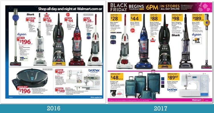 Walmart Black Friday 2016-2017 ad