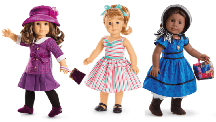 All Ways Can Save American Girl Dolls