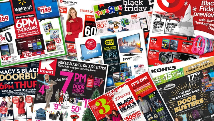 Editorial essays about black friday
