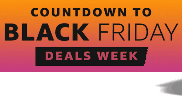 Amazon Teases Black Friday Plans in Vague Press Release