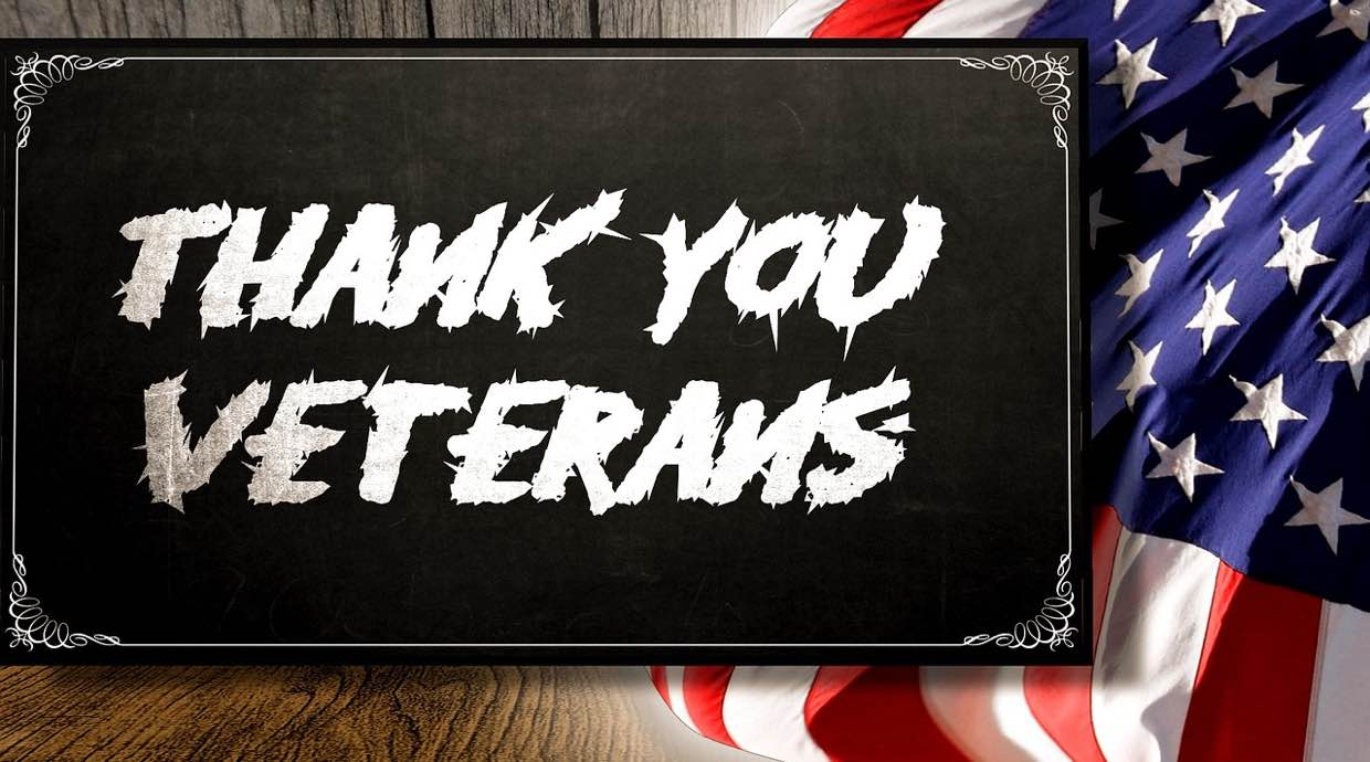 Happy Veterans Day! 50+ Restaurant, Retail and Entertainment Freebies for Vets & Active Duty Military