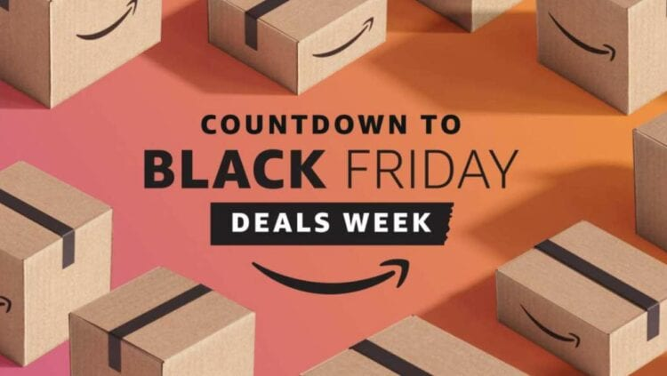 Amazon countdown to black friday