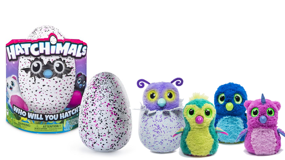 How to Survive the Hunt for a Hatchimal