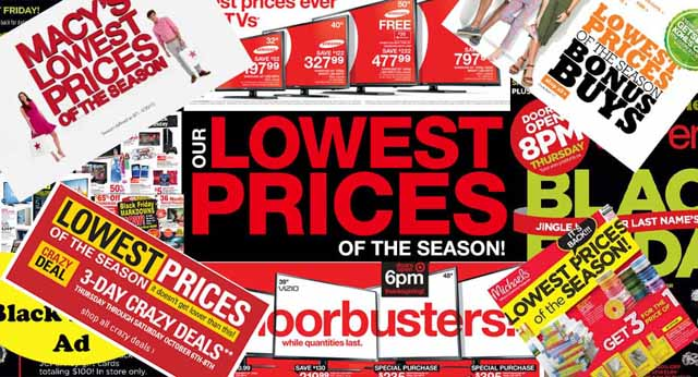 Why Black Friday's 'Lowest Prices of the Year' Are a Lie