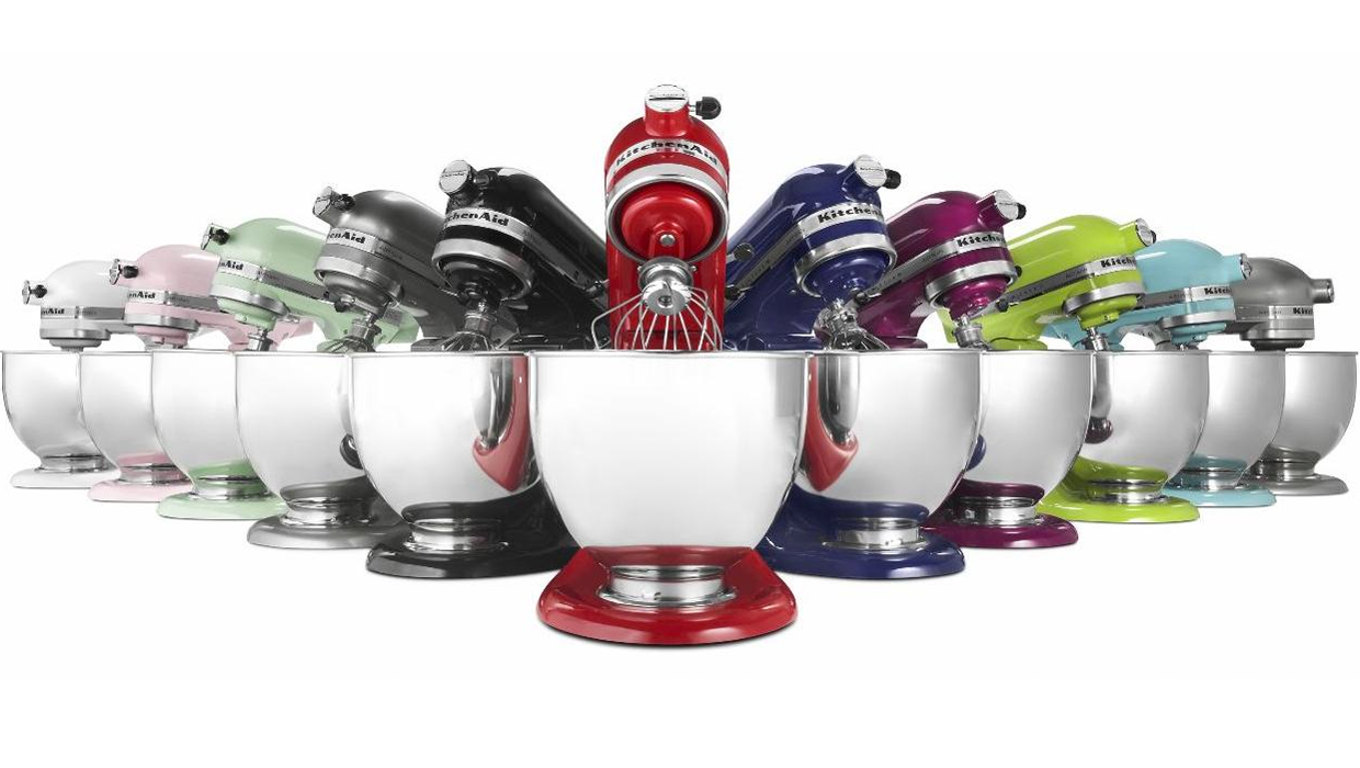 15 Ways to Hack Your KitchenAid Stand Mixer