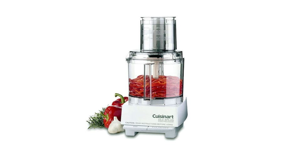 Cuisinart is Recalling its Popular Food Processors. Here's What to do if You Have One.