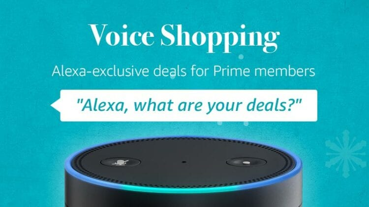 alexa deals