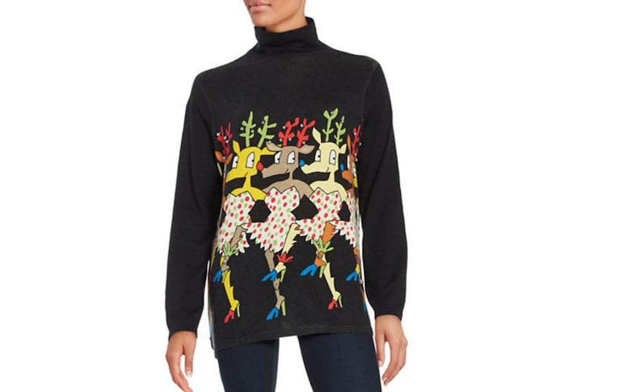 a13342cf 8 Ugly Christmas Sweaters That'll Make You the Star of Every Holiday ...